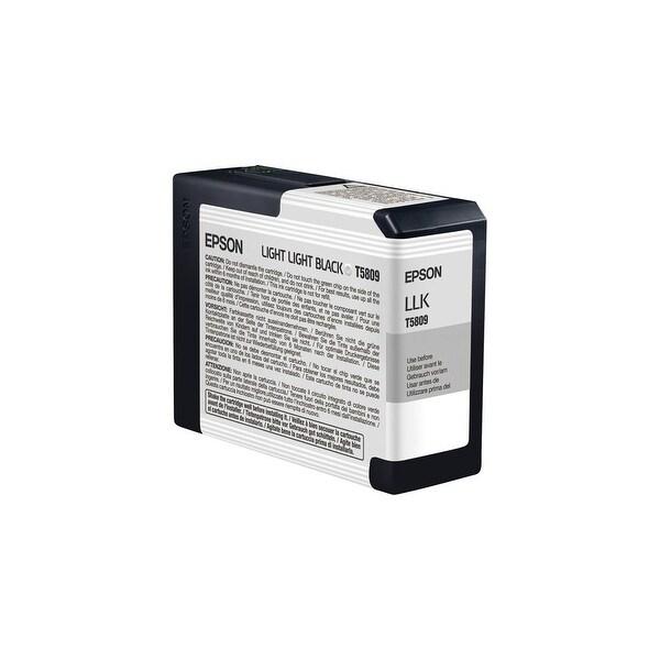 Epson UltraChrome Ink Cartridge - Light Light Black Ink Cartridge