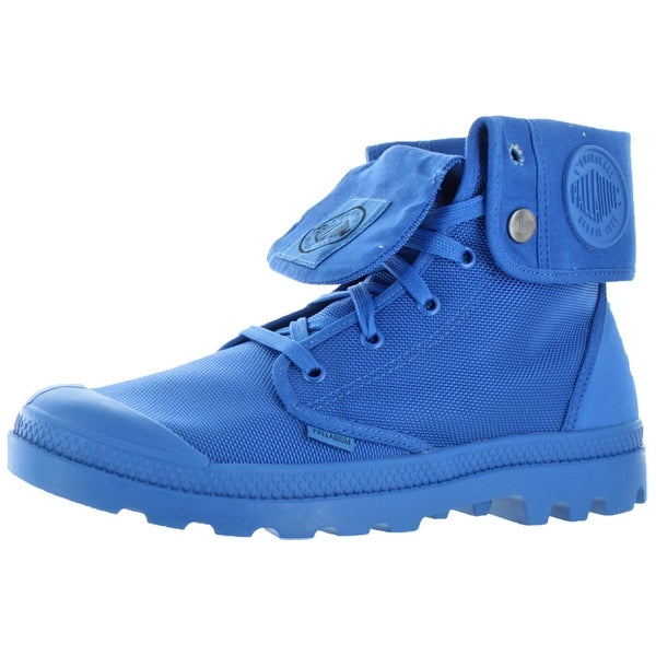 Palladium Mono Chrome Baggy Men's Combat Ankle Boots