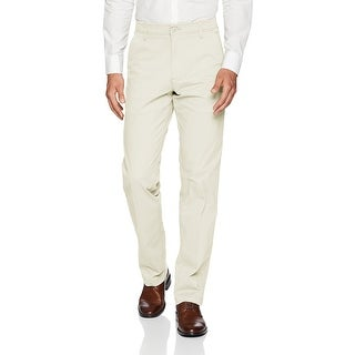 Link to Lee Mens Chino Pants Beige Size 42x30 Stretch Comfort Straight Fit Similar Items in Big & Tall