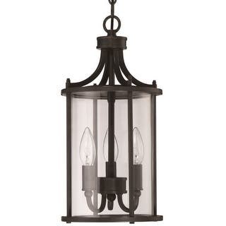 Incandescent craftmade outdoor lighting for less overstock craftmade z2811 carlton 3 light 8 wide outdoor multi light pendant aloadofball Choice Image