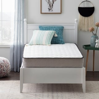 "Link to Taylor & Olive 8"" Memory Foam Hybrid Mattress Similar Items in Mattress Pads & Toppers"