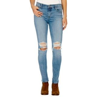 Lucky Brand Womens Brooke Denim Leggings Destroyed Ankle (5 options available)