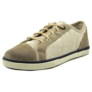 Timberland Earthkeepers Glastenbury Youth Round Toe Canvas Sneakers