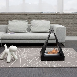 Keops Free-Standing Fireplace