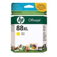 HP 88XL High Yield Yellow Original Ink Cartridge (C9393AN) (Single Pack)