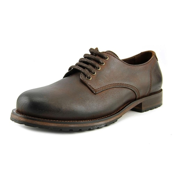 Aldo Hy   Round Toe Leather  Oxford