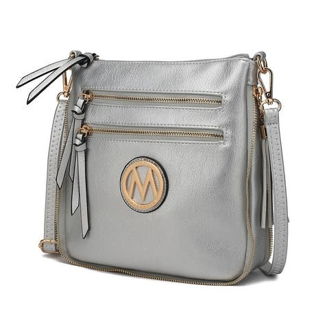 MKF Collection Angelina Crossbody Bag by Mia K.