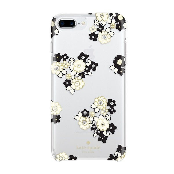 buy popular b6dbb fd8bf Shop Kate Spade New York 'Floral Burst' Hardshell Case for iPhone 8 ...
