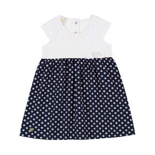 Baby Girl Dress Infant Polka Dot Sundress Pulla Bulla Sizes 3-12 Months