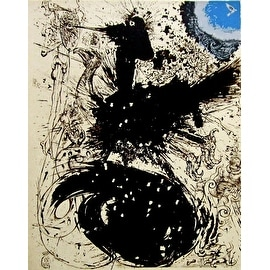 Les Chimeres, 1957 Limited Edition, Lithograph, Salvador Dali