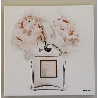 Shop For Oliver Gal Fashion And Glam Wall Art Canvas Prints Dawn Morning Bouquet Peach Perfumes White Pink Get Free Delivery On Everything At Overstock Your Online Art Gallery Store Get 5 In Rewards With Club O 30765100