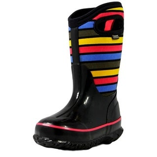 Bogs Boots Girls Kids Classic Stripes Insulated Waterproof 71849