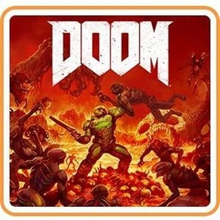 Doom Hacpaf3ba First Person Shooter Video Games For Nintendo Switch