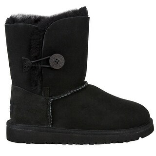 Ugg Youth Bailey Button Boots - chocolate