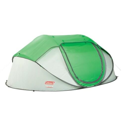 Coleman Popup 4 Person Tent Popup 4 Person Tent