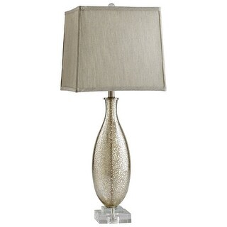 Cyan Design 4819 Coco 1 Light Table Lamp - golden crackle