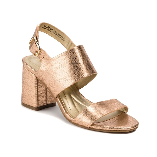 Andrew Geller Saleem Women's Sandals & Flip Flops Rose/Gold