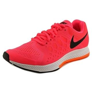 Nike Zoom Pegasus 31 Round Toe Synthetic Running Shoe