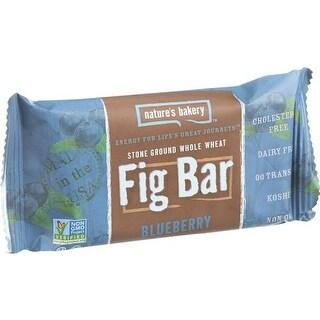 Nature's Bakery - Blueberry Whole Wheat Fig Bars ( 12 - 2 OZ)