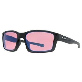 OAKLEY Sport Chainlink OO9247 Men's 924702 Polished Black G30 Iridium Sunglasses - 57mm-17mm-138mm
