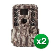 Moultrie MCG-13181 M40 Game Camera with Multishot, Time-lapse, Hybrid Modes - (2-Pack)