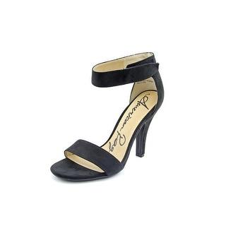 American Rag Dylan 1 Women Open Toe Synthetic Black Sandals