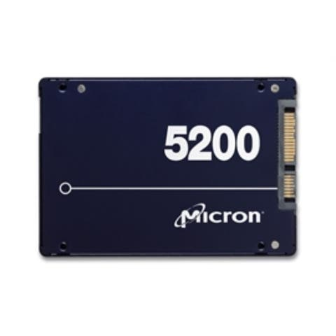 Micron Solid State Drive MTFDDAK960TDC-1AT1ZABYY 5200ECO 960GB SATA 2.5 inch TCG Disabled Bare