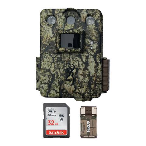 Browning Trail Cameras Command Ops Pro Game Cam with 32GB Card Bundle