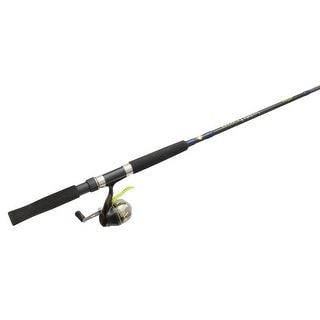 Zebco Sales Co. LLC ZEB-CRFTS602ML-04-BP4M CRAPPIE FIGHTER MICROTS-S602L Combo