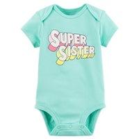 fc01987aa Shop Carter's Baby Girls' Stylish Glamma Collectible Bodysuit, 24 ...