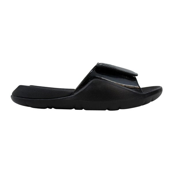 8382bc10c Shop Nike Air Jordan Hydro 7 Black Black AA2517-010 Men s - Free ...