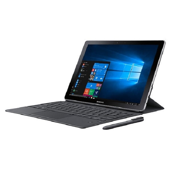 "Samsung It Sm-W623nzkbxar Galaxy Book 10.6"" Black"