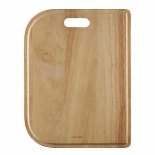 """Houzer CB-2500 Endura 17-1/8""""L x 13-1/4""""W Wooden Cutting Board - n/a"""