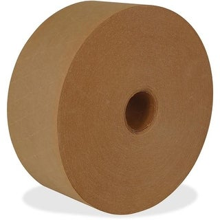 233 Natural 70 mm. x 450 ft. Ligtht Duty Water Activated Tape