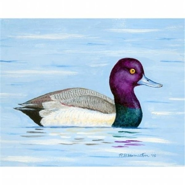 Betsy Drake PM455 Lesser Scaup Place Mat - Set of 4