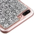 Insten Hard Snap-on Rhinestone Bling Case Cover For Apple iPhone 7 Plus - Thumbnail 1