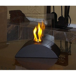Estro Tabletop Decorative Ethanol Indoor Outdoor Fireplace