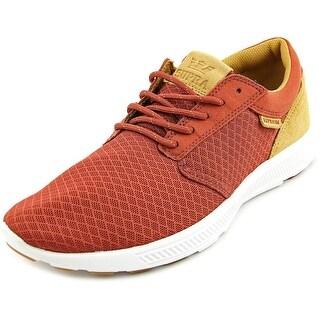 Supra Hammer Run Round Toe Leather Sneakers