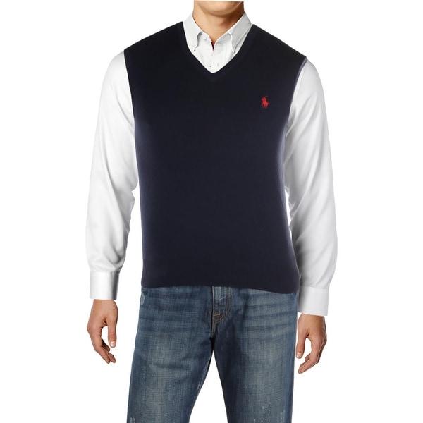 Ralph S Special Sweater Vest Lauren Mens Occasion Polo Professional H9E2DI