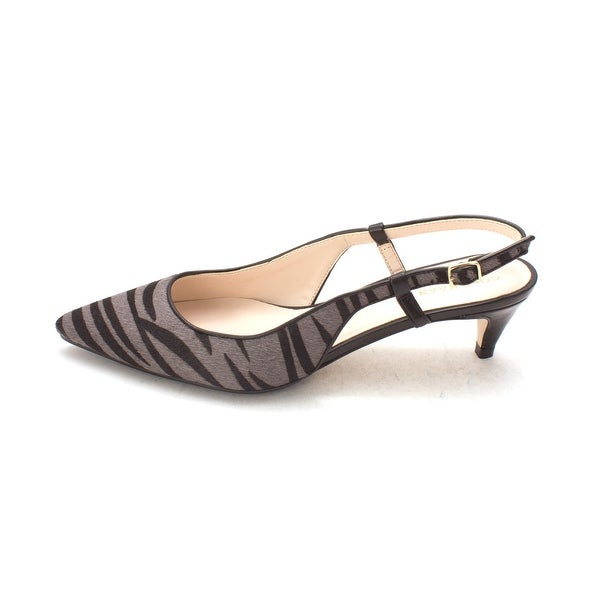 Cole Haan Womens Maggysam Pointed Toe SlingBack D-orsay Pumps - 6
