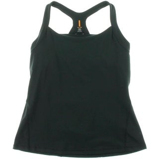 Lucy Womens Racerback Tank Top Shirts & Tops - XS