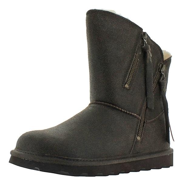 Bearpaw Mimi Women's Short Sheepskin Boots