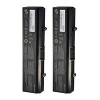 Replacement 4400mAh Battery For Dell GP252 / HP297 Battery Models (2 Pack)