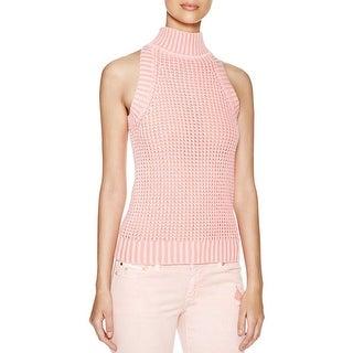 MICHAEL Michael Kors Womens Sweater Vest Knit Sleeveless