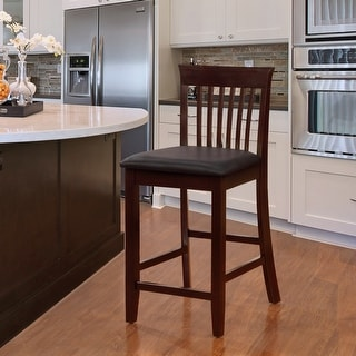 Piedmont 25-inch Mission Counter Stool
