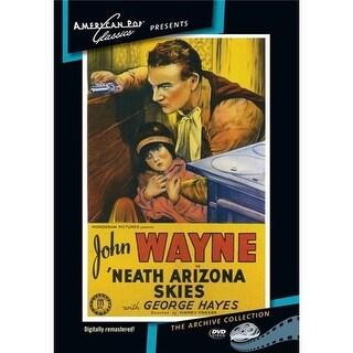 Neath Arizona Skies DVD Movie 1935