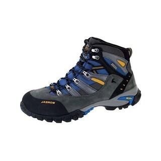 Boreal Climbing Boots Mens Lightweight Klamath Azul Blue