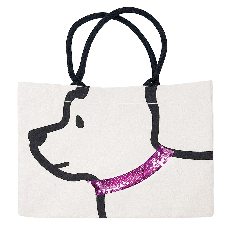 Dog Stash It Tote Bag NEW