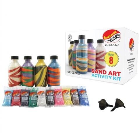 Sand Art Activity Kit