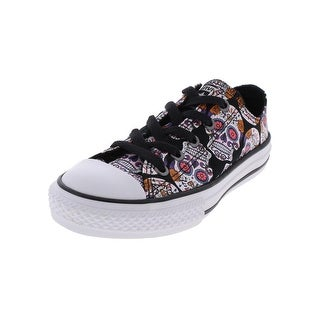 Converse Girls Chuck Taylor OX Casual Shoes Low Top Youth